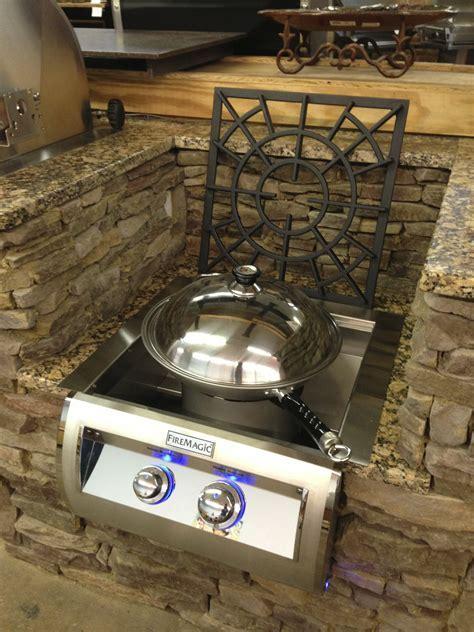 Fire Magic Echelon Diamond Power Burner   Fireside Outdoor