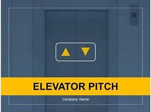 Sales Organisation Chart Elevator Pitch Powerpoint Presentation Slides Elevator
