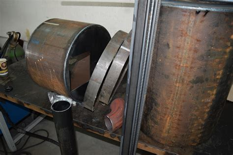 smoker selber bauen material smokerbau teil 1 das material pit