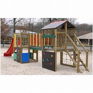 Jeux Exterieur Enfant 2 Ans : structure de jeux pour collectivit jeu enfant pour aire de jeux ~ Dallasstarsshop.com Idées de Décoration