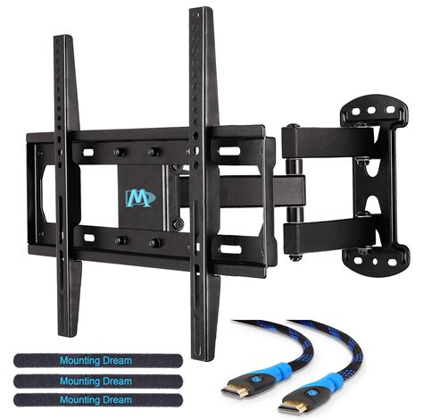 tv on wall mount mounting md2377 tv wall mount bracket with