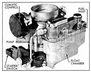 Carter 2 Barrel Carburetor Diagram