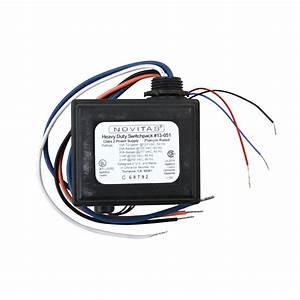 Novitas Motion Sensor Light Switch