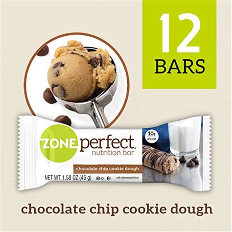 bars weight protein loss zone perfect zoneperfect nutrition