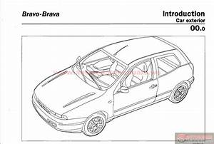 Fiat Bravo -brava Workshop Manuals 1996