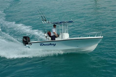 Dusky Boats by Research 2015 Dusky Boats 227 Open On Iboats