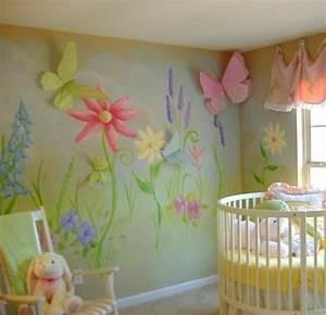 Ideen Für Kinderzimmer Wandgestaltung : kinderzimmer ideen wandgestaltung ~ Lizthompson.info Haus und Dekorationen