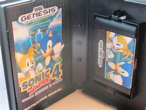 Arts and Crafts: Make your own Sonic 4 Episode 2 Genesis ...