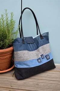 Faire Un Sac : comment faire un sac en jean ~ Nature-et-papiers.com Idées de Décoration