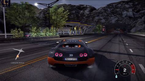 Need For Speed Hot Pursuit Bugatti Veyron 16.4 Super Sport