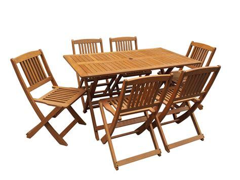 table bois exotique jardin homeandgarden