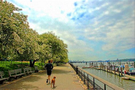 Boat Basin Riverside Park by Ny W79th Boat Basin And Riverside Park I Photo New York
