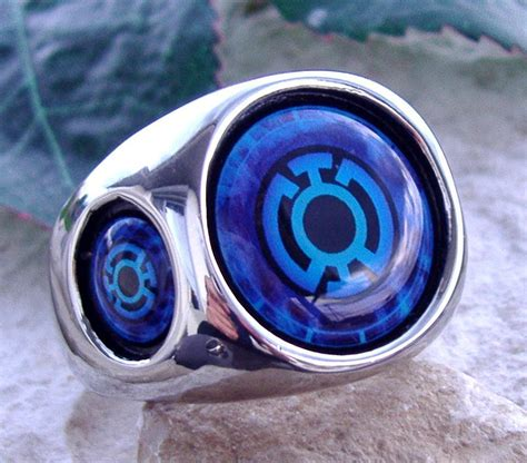 Blue Lantern Ring Steel Red Green Silver Dc Corps Comics. Women's Wedding Rings. Mod Engagement Rings. Unique Elegant Engagement Engagement Rings. Cabochon Sapphire Engagement Rings. Soldered Rings. 800 Dollar Engagement Rings. Ratna Rings. Haunted Engagement Rings
