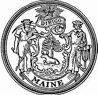 Image result for state of maine seale