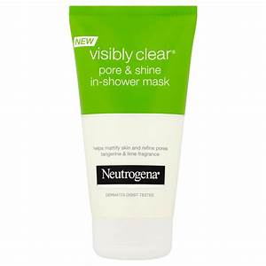 Neutrogena Visibly Clear Waschgel : neutrogena visibly clear pore and shine mask free shipping lookfantastic ~ Avissmed.com Haus und Dekorationen