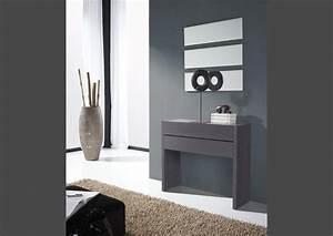Meuble De Rangement Entrée : acheter votre meuble d 39 entr e avec miroir chez simeuble ~ Teatrodelosmanantiales.com Idées de Décoration