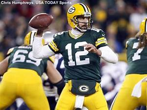 The Packers Punished The Patriots For Minding the Gaps ...