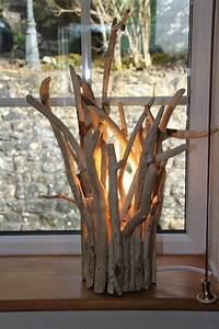 Branche De Bois Deco : cr ation en bois flott ~ Teatrodelosmanantiales.com Idées de Décoration