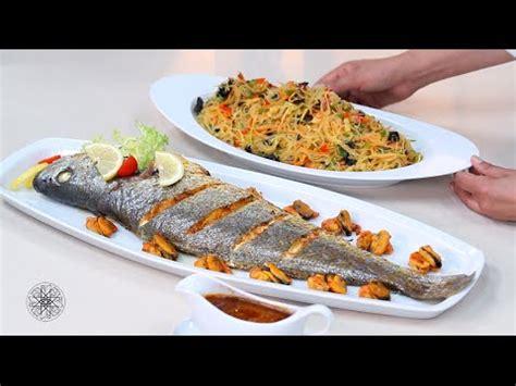 choumicha recette facile et réussie de poisson au four
