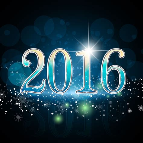 happy new year 2016 free vector in adobe illustrator ai ai vector illustration graphic