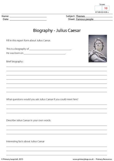 biography julius caesar primaryleap co uk