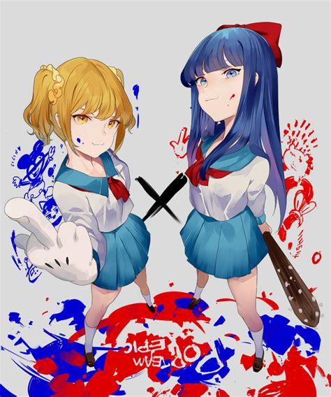 gambar anime epic pop team epic image 2265622 zerochan anime image board