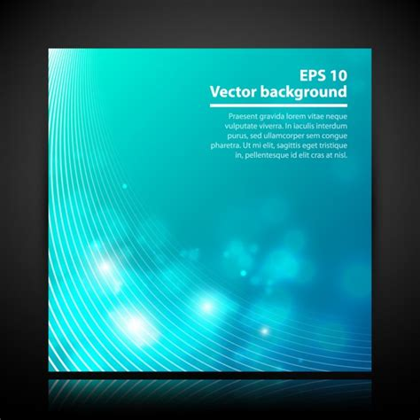 Turquoise Template by Turquoise Background Template Vector Free Download