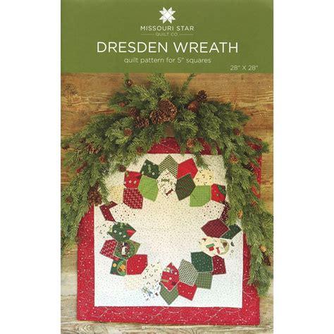 missouri quilt company address dresden wreath quilt pattern by msqc msqc msqc