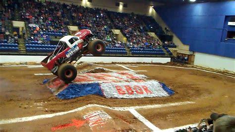 monster truck show hton va wheelie contest salem civic center va monster truck show