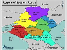 FileSouthern Russia regions mappng Wikimedia Commons