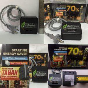 jual soft start listrik anti jeglek 440w starting energy saver international sorj di lapak arya