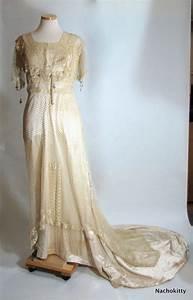 antique silk vintage wedding dress With silk vintage wedding dresses