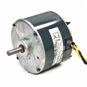 Carrier Condenser Fan Motor Hc33ge208 1  6 Hp 1500rpm Ge
