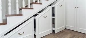 Amenager Sous Escalier : comment amenager sous escalier elegant amenager un espace ~ Voncanada.com Idées de Décoration
