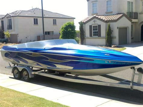 Speed Boats For Sale In Arizona by 1989 Custom Seebold 265 Powerboat For Sale In Arizona