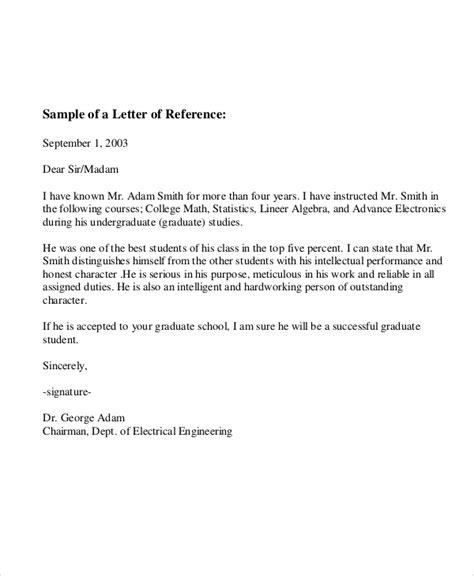 sample employee recommendation letter  sample