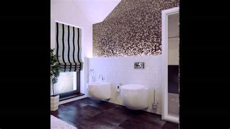Moderne Badezimmer Mit Fliesen Youtube