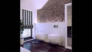 Moderne Fliesen Für Badezimmer : moderne badezimmer mit fliesen youtube ~ Sanjose-hotels-ca.com Haus und Dekorationen