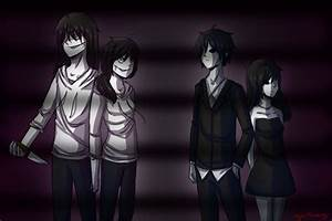 [Genderbend]Jeff the killer and Jane the killer by guitong ...