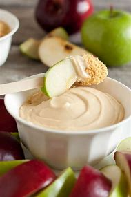 Caramel Apple Cheesecake Dip Recipe