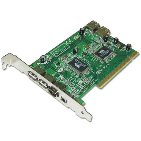 usb  firewire combo card pci  ulead videostudio