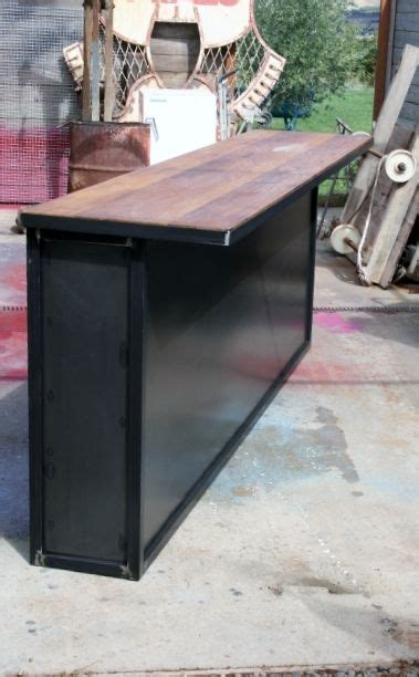 comptoir de cuisine sur mesure comptoir bar sur mesure industriel bar comptoir bar comptoir et sur mesure