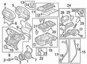 Chevrolet Aveo Plug  Drain  Seal  Gasket  1 8 Liter  1 8