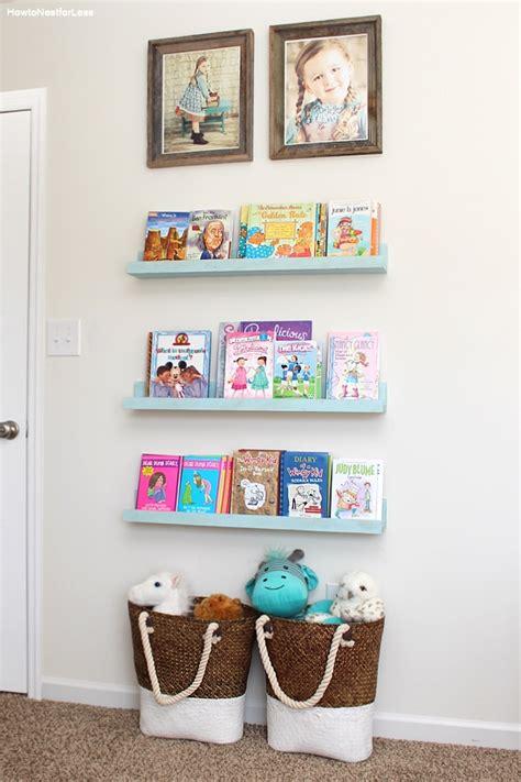 girl cottage bedroom  shiplap walls  painted furniture