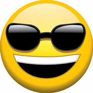 Sungalasses Emoji Transparent Background   Free PIK PSD