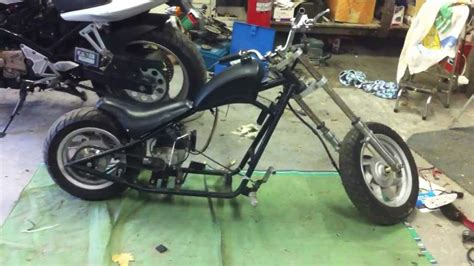 50cc Mini Chopper (complete)
