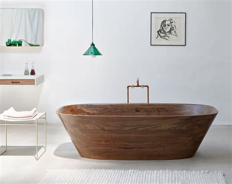 wooden sinks and bathtubs wooden bathtubs a delight for the senses and your home decor