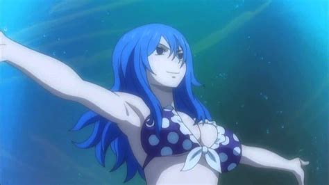 fairy tail juvia lucy heart attack youtube