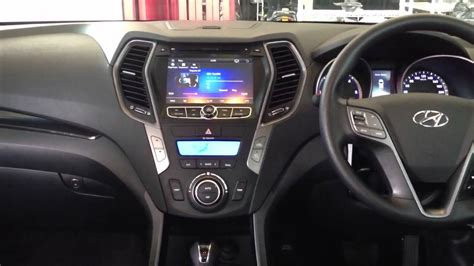 audio mobil santa fe wofer  bawah jok innovation car audio jakarta youtube