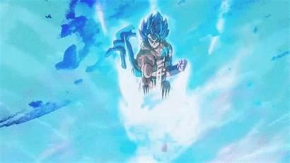 Gogeta Ssb Goku Mui Broly Dragon Ball